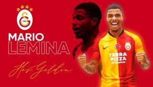 Officiel : Pisté par Monaco, Lemina signe à Galatasaray