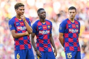 PSG: L'incroyable réaction du vestiaire du Barça à la saga Neymar