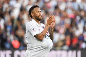 PSG: Neymar explique sa célébration, il ne va pas être papa