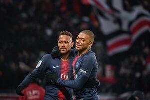 PSG : Privé du duo Neymar-Mbappé, Paris fait toujours peur