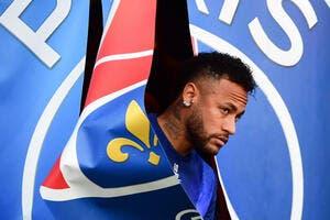 PSG : Un Neymar en feu attendu contre l'OL !