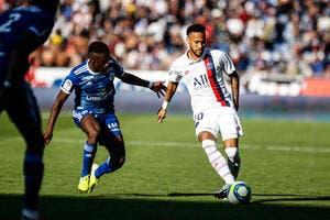 PSG : Paris a verrouillé Neymar, il ne s'en remet pas