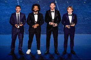 Esp : The Best, Ballon d'Or... c'est bidon balance Sergio Ramos