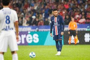PSG: 220 ME et il marque des buts, Meunier rigole de Neymar