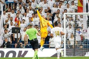 Real Madrid: Spectaculaire et efficace, Aréola impressionne Zidane