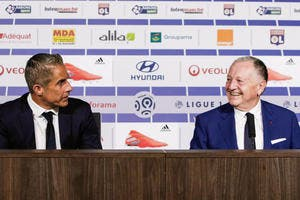 OL : Sylvinho réussira à Lyon ou ailleurs, Aulas mise sa paie