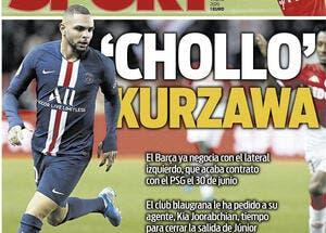 PSG : Kurzawa à Barcelone grâce à son coup de poker ?