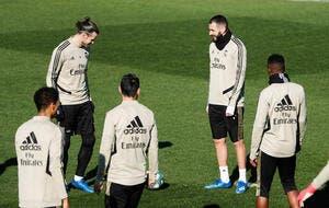 Esp : Le Real Madrid et ses F1 n'évitent pas la crise
