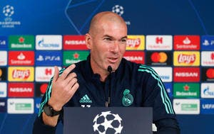 Esp : Zinedine Zidane en grand danger au Real Madrid ?