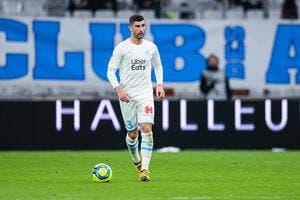 OM : Alvaro Gonzalez a bien l'intention de rester à Marseille