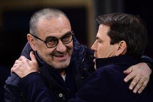 OL : Sarri a été sidéré par Lyon, il dit pourquoi