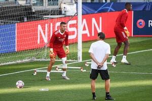 LdC : Juventus-OL : les compos (21h00 sur RMC 1)