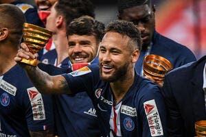 PSG : Paris est devenu le Neymar Saint-Germain