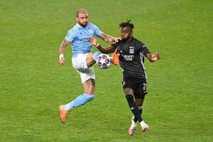 OL : Maxwel Cornet fait disjoncter Pep Guardiola et Man City