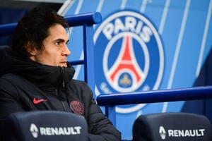 PSG : Le Cavani Ultras Paris c'est fini à cause du mercato ?