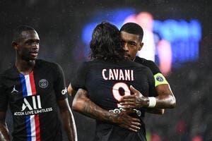 PSG : Cavani reste, Paris dit merci à Manchester United