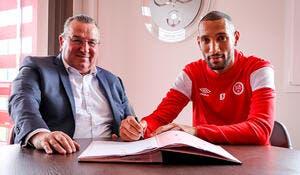 Officiel : Reims prolonge Yunis Abdelhamid jusqu'en 2022