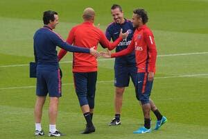 PSG : Neymar à Paris, Emery veut sa part du gâteau