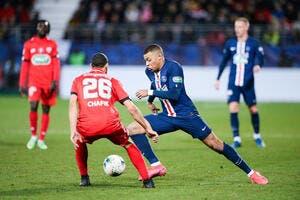 CdF : Sans pitié le PSG colle 6-1 à Dijon