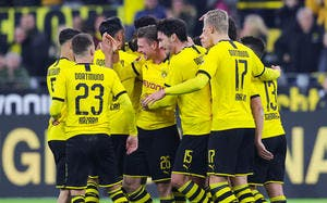 All : 4-0, un but d'Haaland... Dortmund est prêt à affronter le PSG !