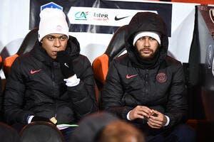 PSG : Neymar blessé, le Paris SG s'étonne