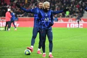 PSG : Neymar et Mbappé forfaits à Amiens, Paris prend zéro risque