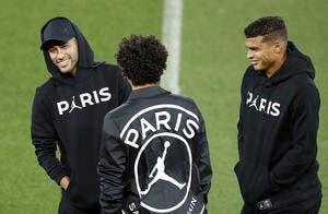 PSG : Neymar, le suspense tué par Thiago Silva