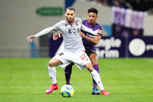 Toulouse - Nice : 0-2
