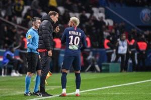 PSG : Gros coup de froid, Neymar ne comprend rien à Tuchel