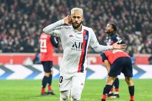 PSG : Neymar « meilleur joueur du monde », fin du débat !