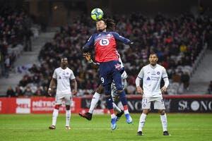 L1 : Lille enfonce Toulouse, Monaco cale