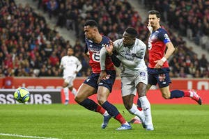 Lille - Toulouse : 3-0