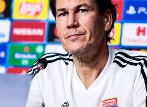 OL : Rudi Garcia regrette la rage d'une société Kleenex