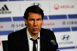 OL : Lyon 7e de L1, c'est inacceptable pour Rudi Garcia !