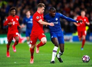 Chelsea - Bayern Munich : 0-3