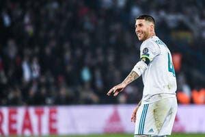 PSG : Sergio Ramos, l'atout grinta du Qatar au mercato !
