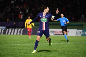 PSG : L'accord Atlético-Cavani testé par un cador du mercato
