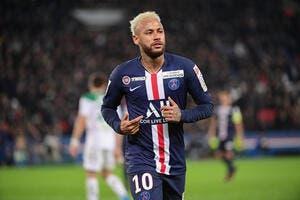 PSG : Neymar se prend une claque XXL par un spécialiste du mercato