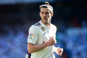 Esp: Zidane s'acharne contre lui, Bale veut quitter le Real Madrid