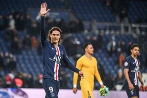 PSG : Le sponsor n°1 de Paris se mêle du mercato de Cavani !