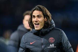 PSG : Man United se pointe, le mercato de Cavani chamboulé !