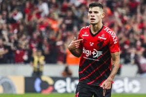 OL : Accord entre Lyon et Paranaense pour Bruno Guimaraes !