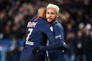 PSG : Neymar et Mbappé, c'est le grand amour à Paris