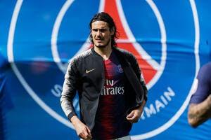 PSG : Leonardo est têtu, c'est Cavani qui trinque au mercato