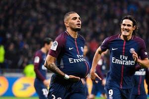 PSG : Kurzawa et Cavani out, le mercato s'emballe à Paris !