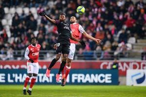 Reims - Metz : 0-1