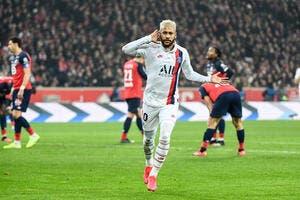 L1 : À Lille, Neymar offre un joli cadeau au PSG !
