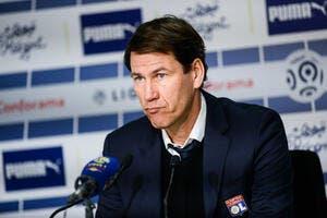 OL : Rudi Garcia sifflé à Lyon, il a trouvé la solution