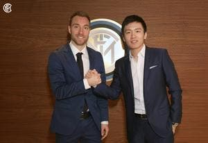 Mercato : L'Inter Milan officialise la signature d'Eriksen
