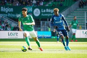 ASSE : Les Verts scandalisés, Saliba absent face au PSG !